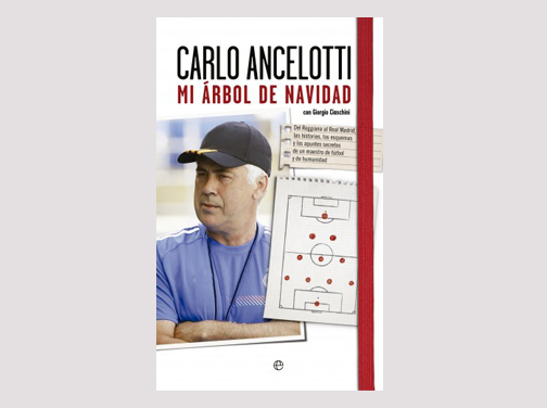 Mi Árbol de Navidad, de Carlo Ancelotti